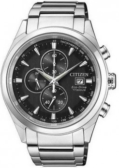 Citizen Super Titanium Eco-Drive CA0650-82F-20