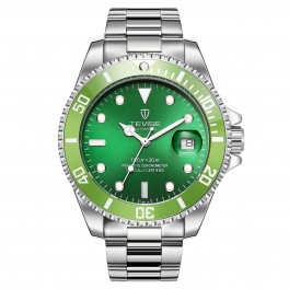 Tevise Sub Steel/Green-20