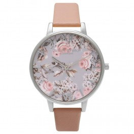 Olivia Burton Enchanted Garden Dusty Pink/Silver-20