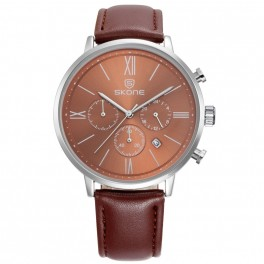 Skone Classic Leather Brown-20