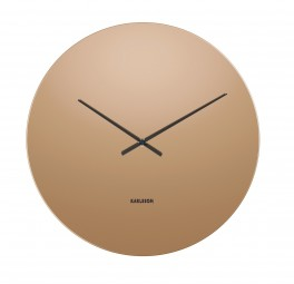Karlsson Wall clock Mirage (Kobber)-20