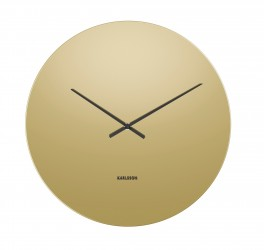 Karlsson Wall clock Mirage (Guld)-20