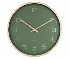 Karlsson Wall clock Gold Elegance-20