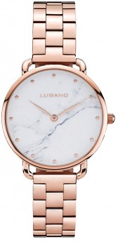 Lugano Rose Gold Marble-20