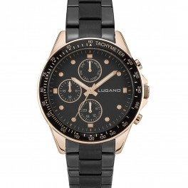 Lugano Chrono Black/Black-20