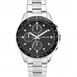 Lugano Chrono Steel/Black-20