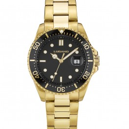 Lugano Diver Gold/Black-20