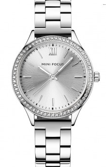 Megir Mini Focus MF0043 Silver-20