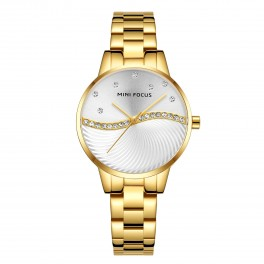 Megir Mini Focus MF0263 Diamond Gold-20