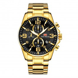 Megir Mini Focus MF0278 Gold/Black-20