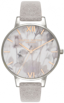 Olivia Burton Eco Friendly Grey, Rose Gold and Silver-20