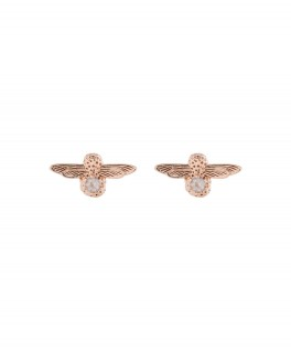 Olivia Burton Bee Stud Earrings Gold Stone-20