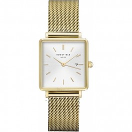 Rosefield The Boxy Collection Gold white-20