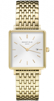 Rosefield The Boxy White Gold-20