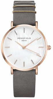 Rosefield The West Village Elephant Grey Rose Gold-20