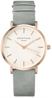 Rosefield The West Village Mint Grey Rose Gold-20