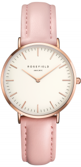 Rosefield The Tribeca White Pink Rose Gold-20