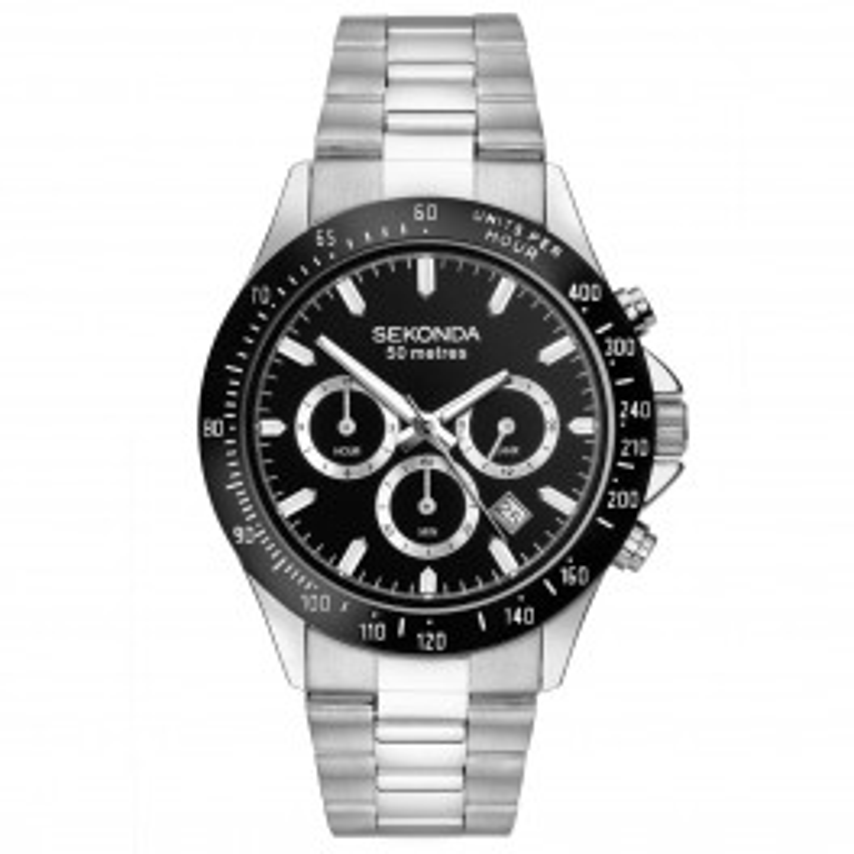 Sekonda Chronograph Steel 1491-20
