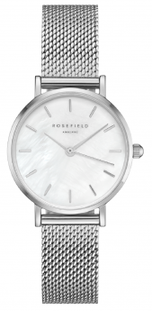 Rosefield The Small Edit White Silver-20