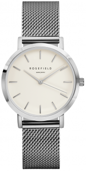 Rosefield The Tribeca White Silver-20