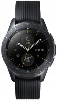 Samsung Galaxy Watch 42mm Bluetooth + 4G Midnight Black-20