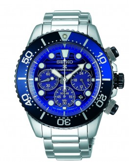 Seiko Prospex Save The Ocean Solar SSC741P1-20
