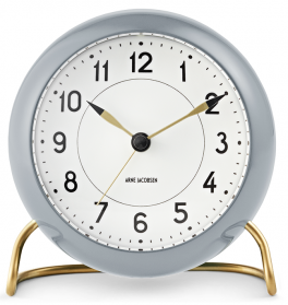 Arne Jacobsen Bordur Station Alarm 43674 12 CM-20