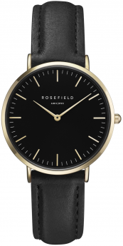 Rosefield The Tribeca Black Black Gold-20