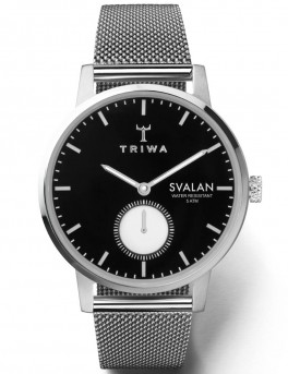 TRIWA EBONY SVALAN MESH SUPERSLIM-20