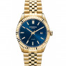 Dissing Date 36 Gold/Blue