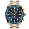Dissing Chrono Two Tone Steel Blue/Gold