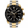 Dissing Chrono Two Tone Steel Black/Gold