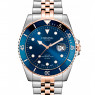 Dissing Diver Silver/Rose/Blue