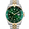 Dissing Diver Silver/Gold/Green