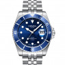 Dissing Diver Silver/Blue