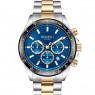 Dissing MK9 Two Tone Steel/Gold/Blue