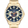 KENSINGTON LONDON MASTER Gold/Blue
