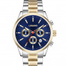 LUGANO MASTER TWO TONE BLUE