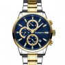 Studsgaard Chronograph Blue/Steel/Gold