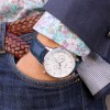 Grand Frank Montpellier White Chronograph-013
