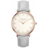 Rosefield The Bowery White Grey Rose Gold-029