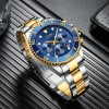 Tevise Perpetual Datejust Blue/Gold-017