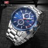 Megir Mini Focus Steel Blue-037
