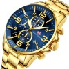 Megir Mini Focus MF0278 Gold/Blue-043