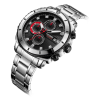 Megir M2075 Steel/Black-044