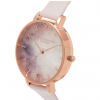Olivia Burton Semi Precious Blossom and Rose Gold-08