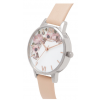 Olivia Burton Floral Peach Silver And Rose Gold-08