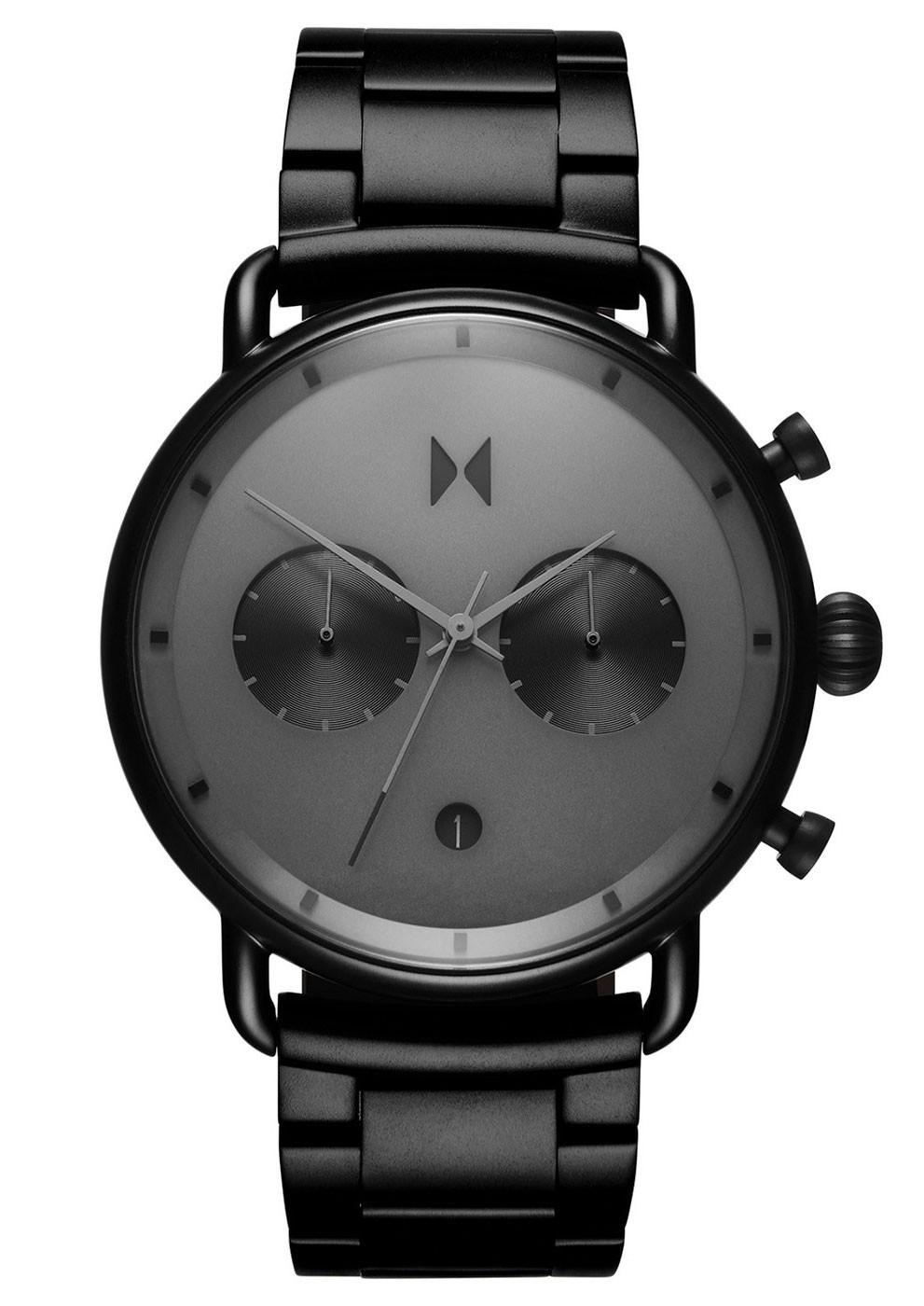 Image of   MVMT BLACKTOP STARLIGHT BLACK