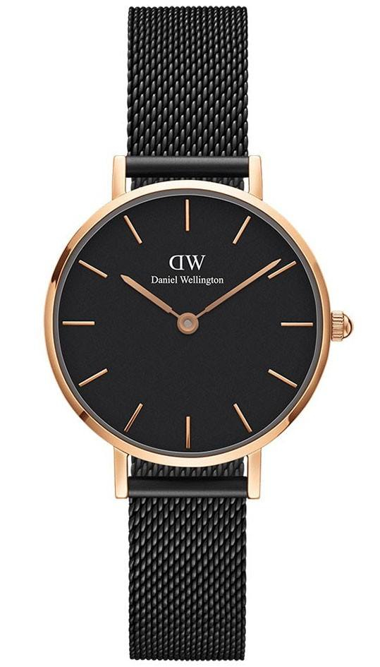 Image of   Daniel Wellington Classic Petite 28 Ashfield Gold