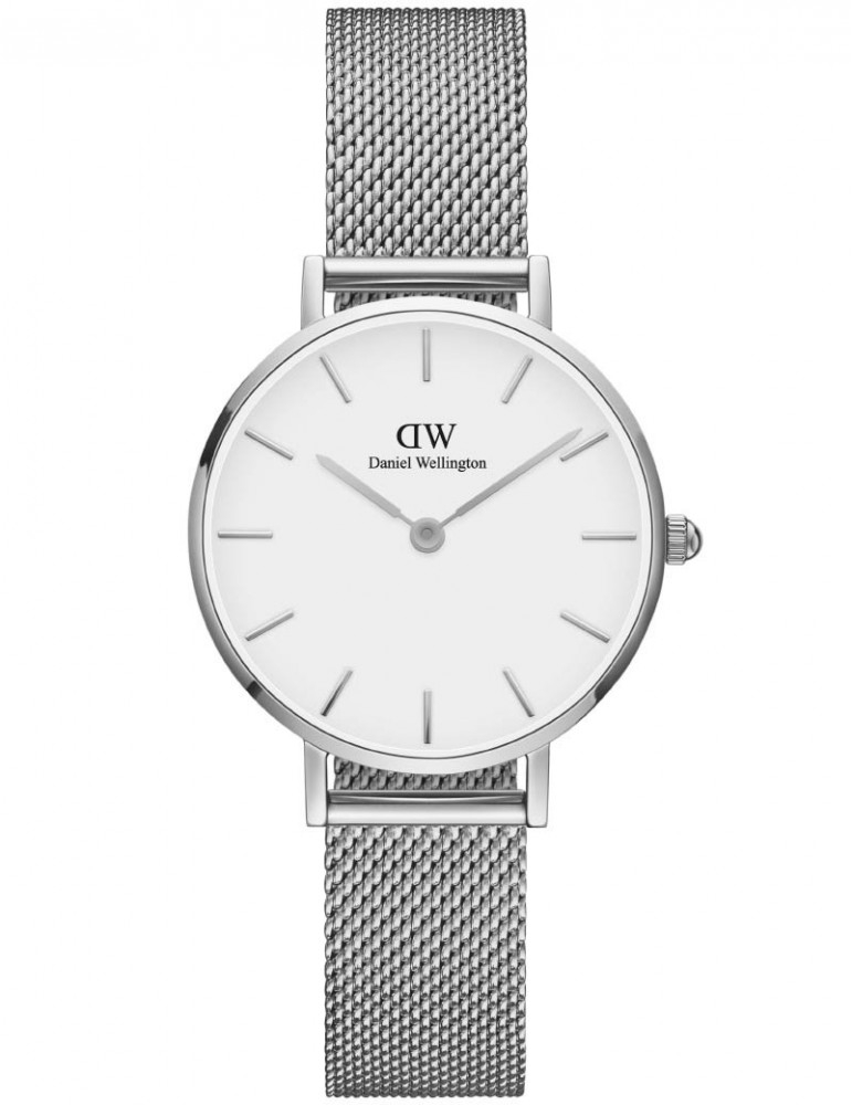 Image of   Daniel Wellington Classic Petite 28 Sterling White